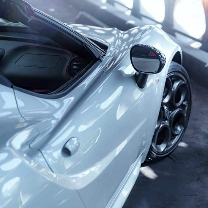 2019 Alfa Romeo 4c Spider Style Performance Power