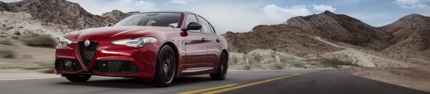 2019 Alfa Romeo Giulia A Luxurious World Class Sports Sedan