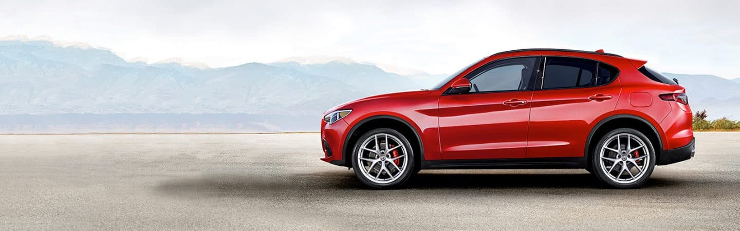 2019 Alfa Romeo Stelvio - The High-Performance Luxury SUV