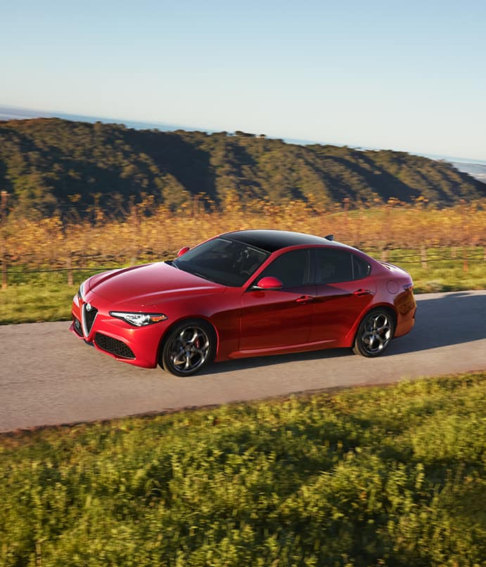 Official Alfa Romeo Website