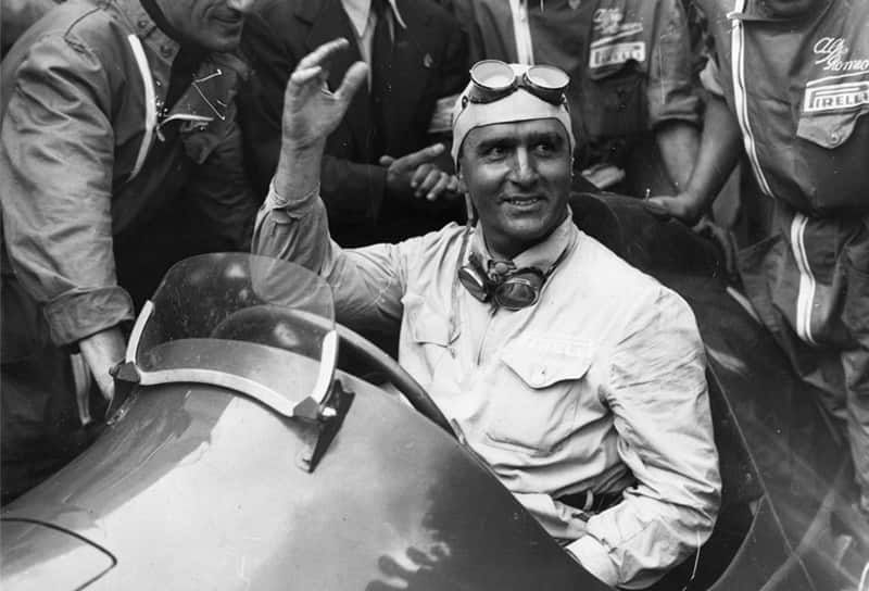 Nino Farina won the first Formula One Champioship - 1950
