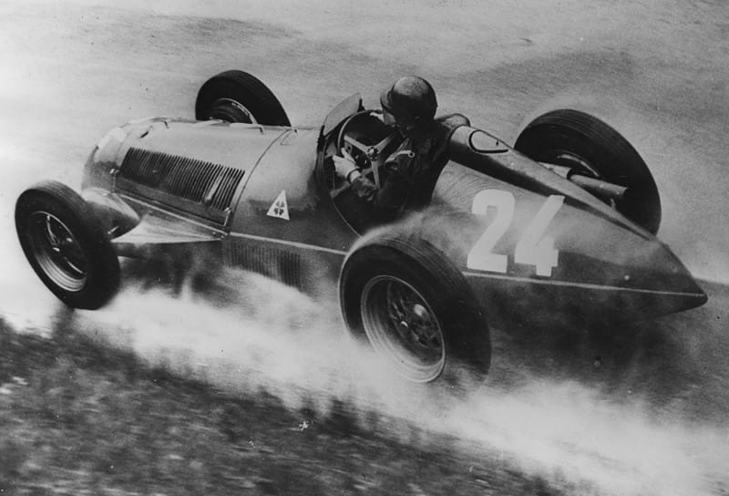 1951 Fangio won the 2nd Formula One Championship