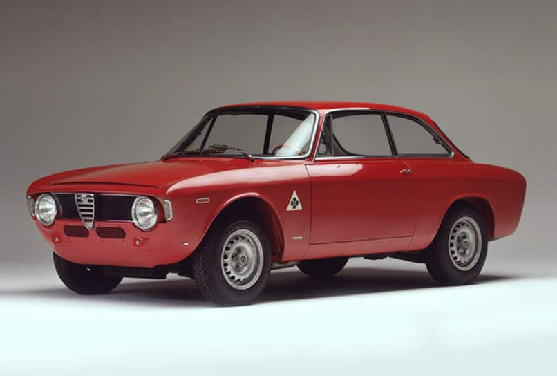 Alfa Romeo GTA, the race car for the Turismo category - 1965