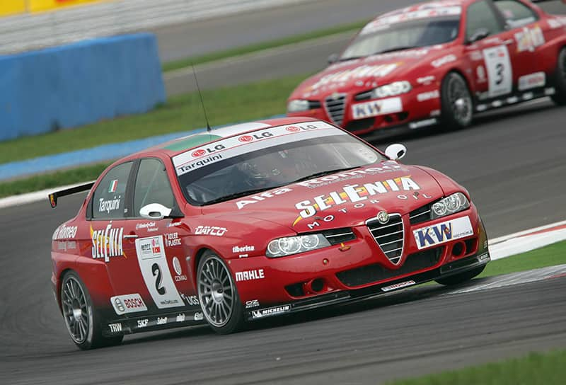 Alfa Romeo 156 GTA and Sportwagon GTA are launched