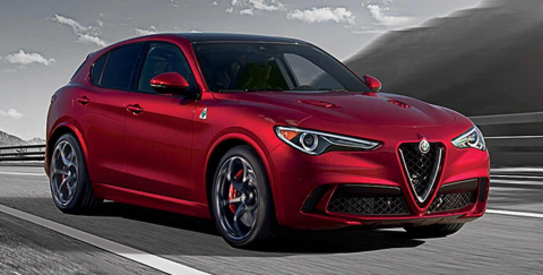 2018 Alfa Romeo Stelvio - High Performance SUV - Alfa Romeo USA