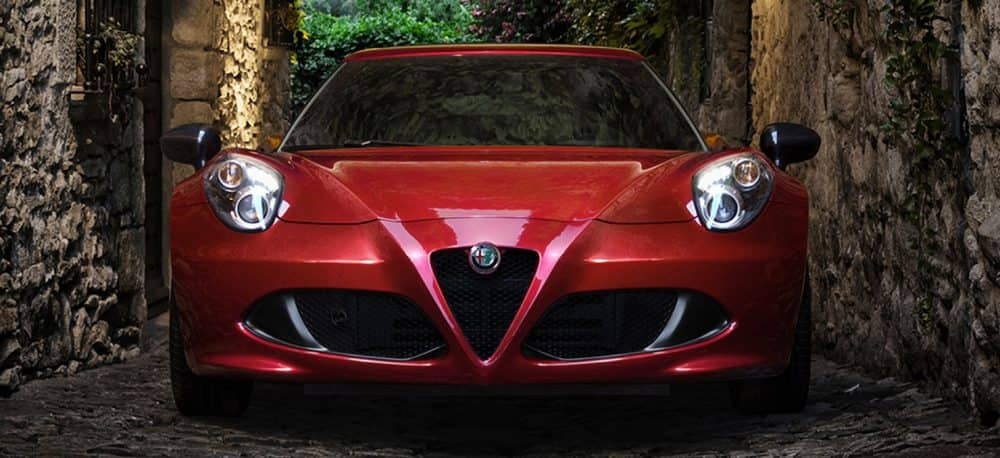 New Alfa Romeo C Coupe For Sale Near Bronx NY White Plains - 2018 alfa romeo 4c for sale