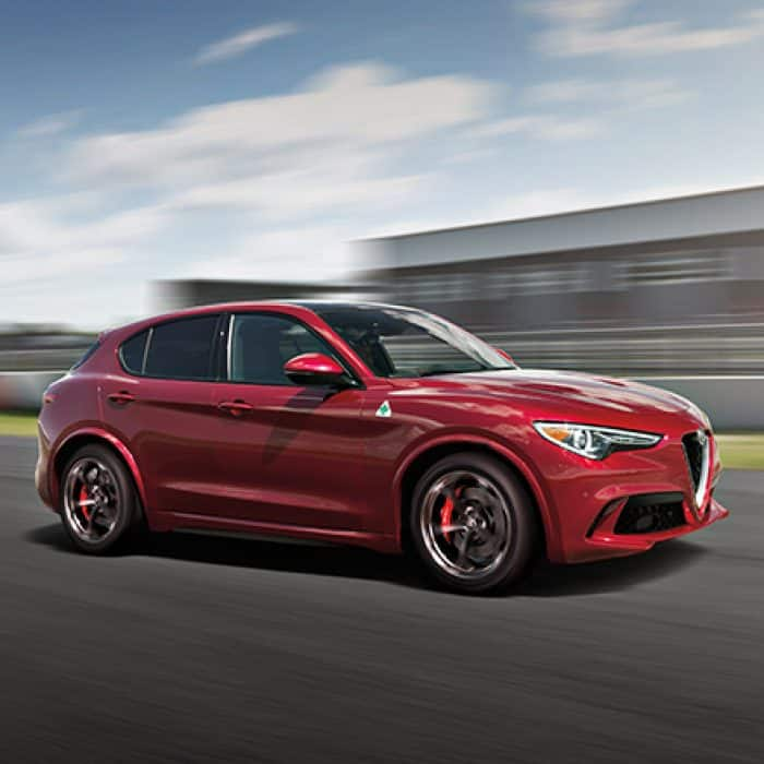 2018 alfa romeo stelvio quadrifoglio performance suv. Black Bedroom Furniture Sets. Home Design Ideas