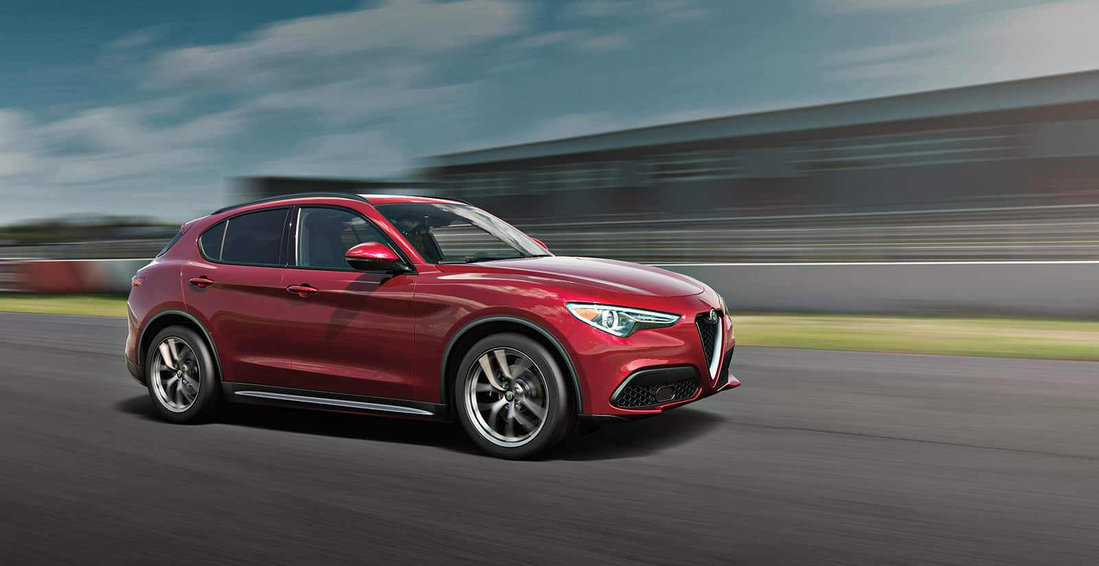 2018 alfa romeo stelvio - high performance suv - alfa romeo usa