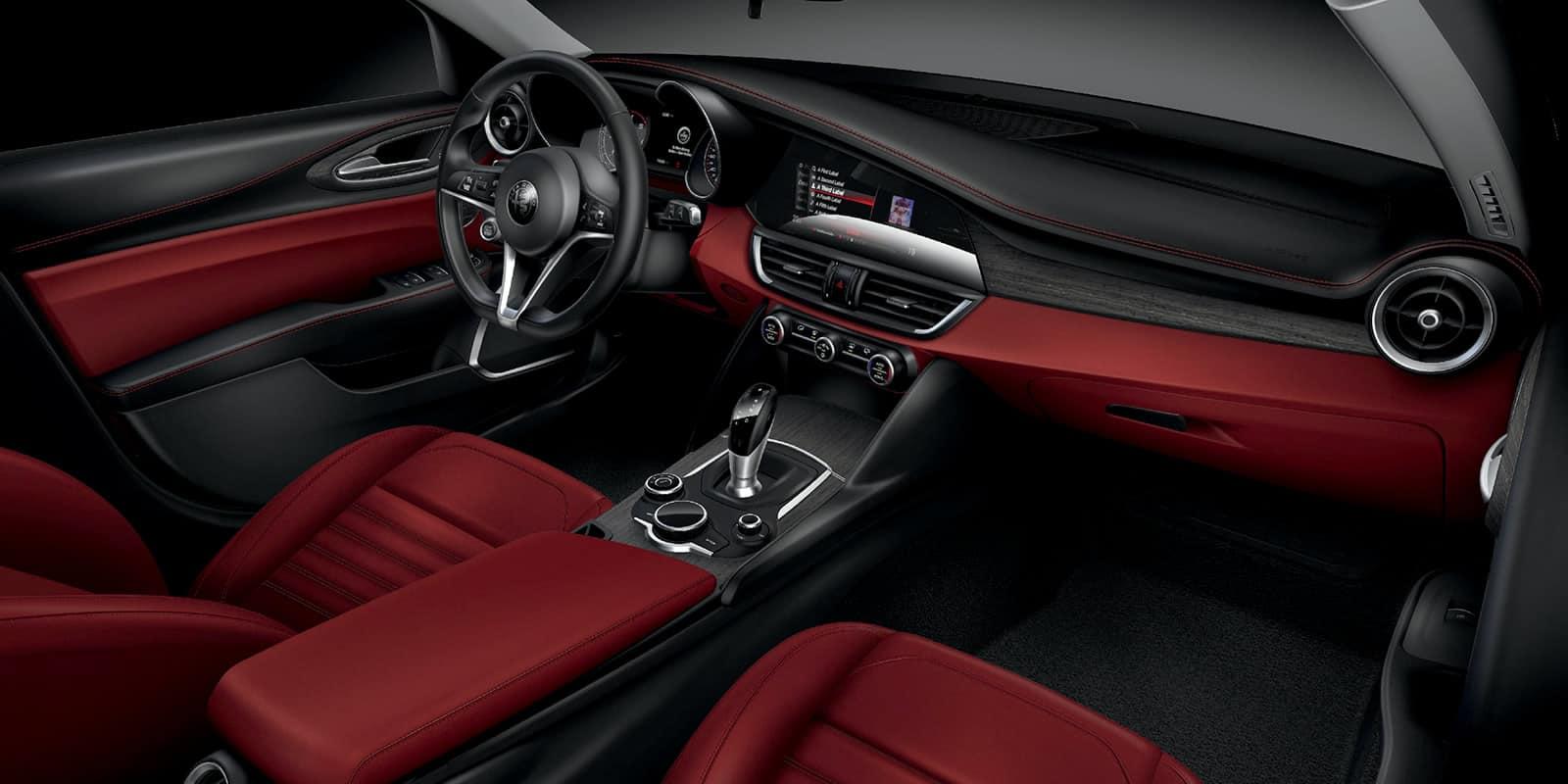 Alfa Romeo Giulia Ti price and specs  Alfa Romeo USA