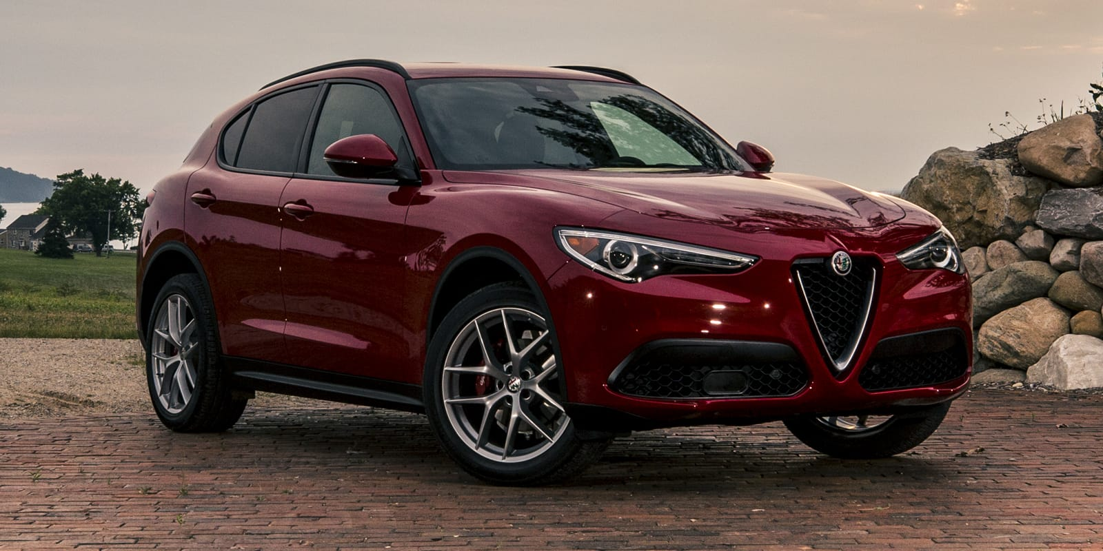 Stelvio Ti, The New Alfa Romeo Italian SUV