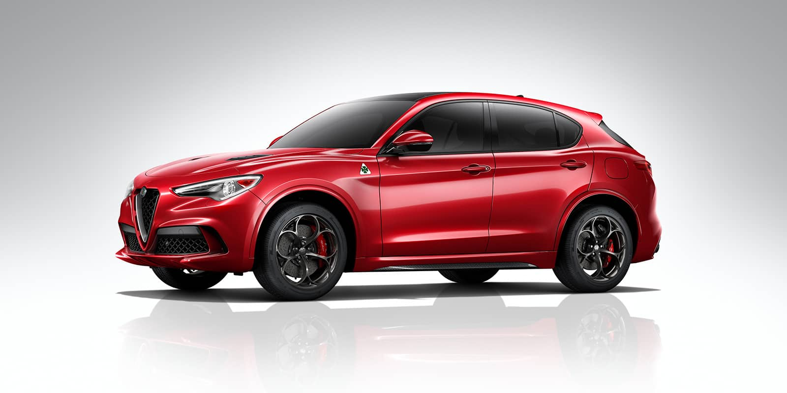 stelvio quadrifoglio the all new alfa romeo italian suv. Black Bedroom Furniture Sets. Home Design Ideas