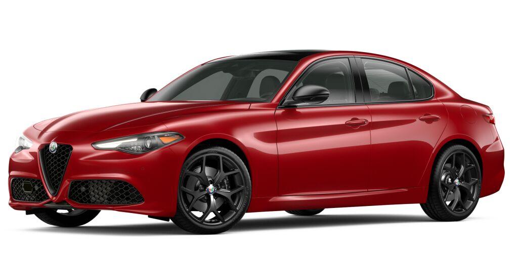 New 2020 Alfa Romeo Giulia GIULIA Ti SPORT AWD