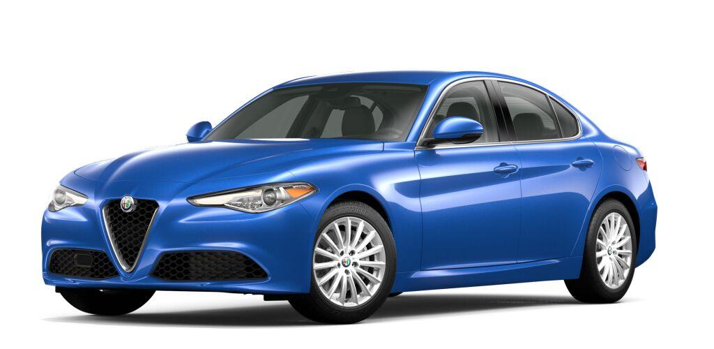 2021 Alfa Romeo Giulia Base