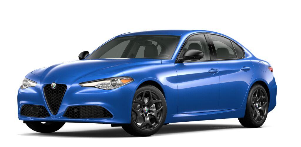 New 2021 Alfa Romeo Giulia GIULIA SPRINT AWD