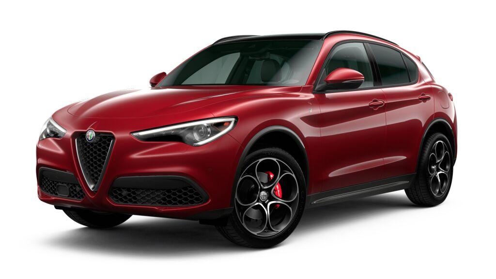 New 2022 Alfa Romeo Stelvio Ti